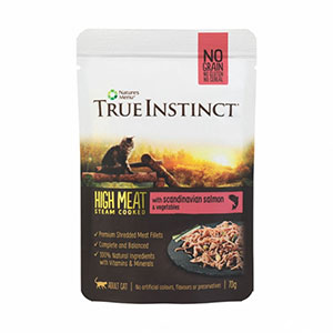 Drömprodukten: True Instinct HighMeat Cat Salmon